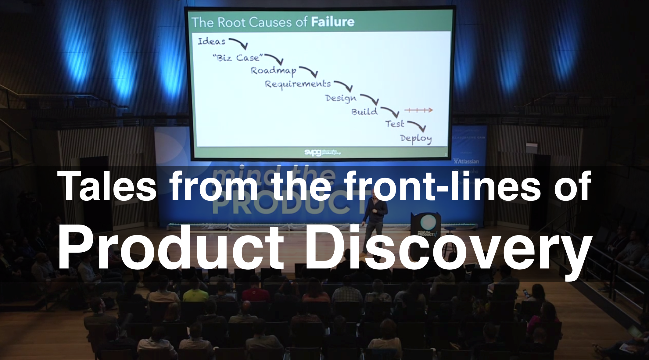 Tales from the front lines of product discovery
