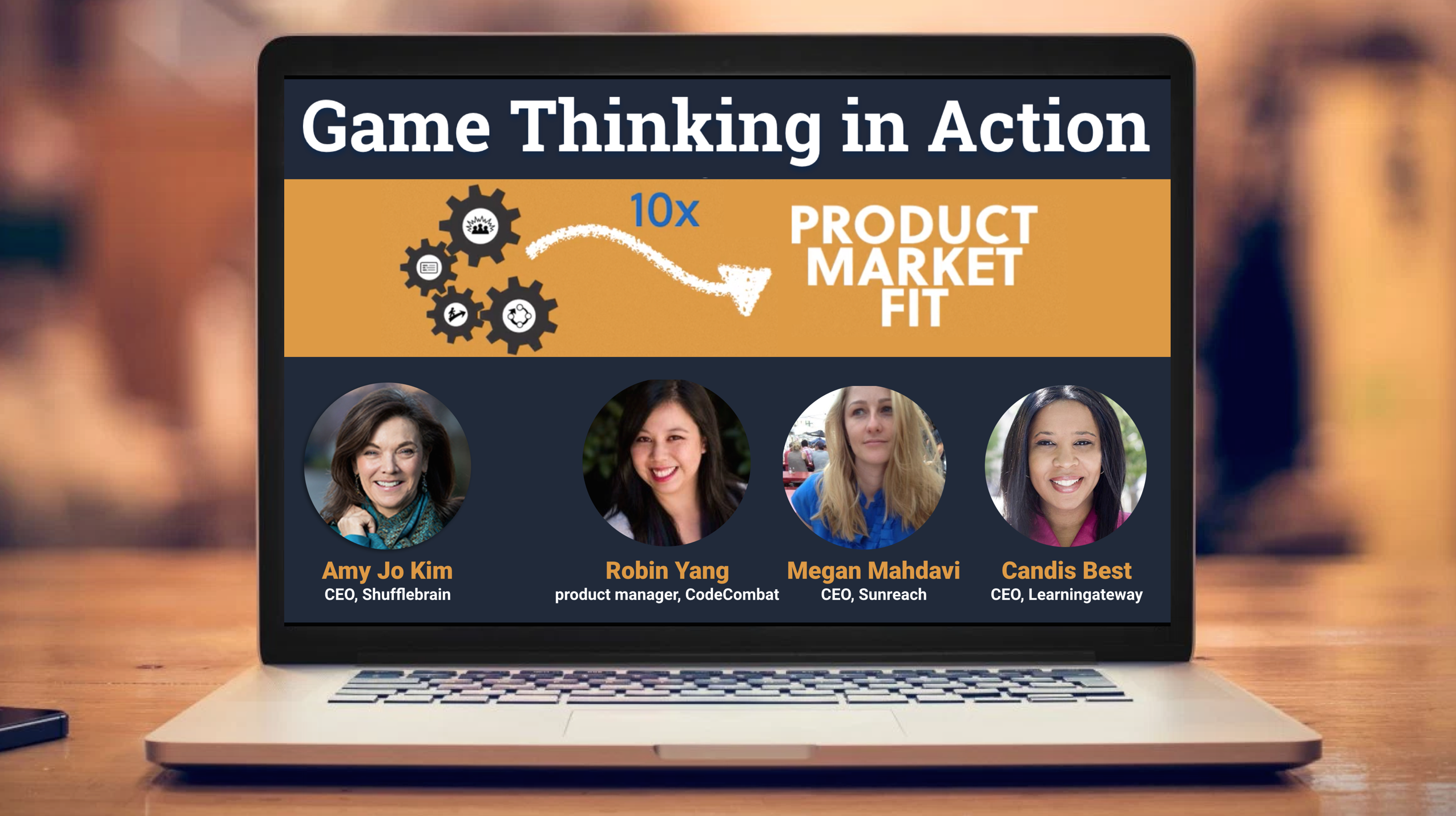 How 3 smart entrepreneurs found product/market fit with Game Thinking